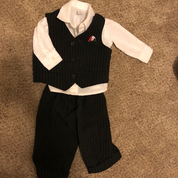 George Other - Baby Boy Dress Outfit